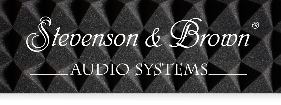 Stevenson & Brown Audio Systems