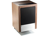 Stevenson & Brown Audio Systems HiFi-Holz-Lautsprecher MSX-660 mit Subwoofer, Bluetooth 2.1, 100 Watt