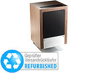 "Stevenson & Brown Audio Systems HiFi-Holz-Lautsprecher ""MSX-660"" mit Bluetooth, 100 Watt (refurbished)"